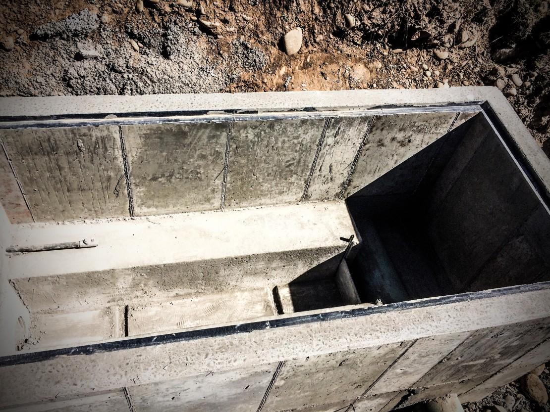 Sewer Screen