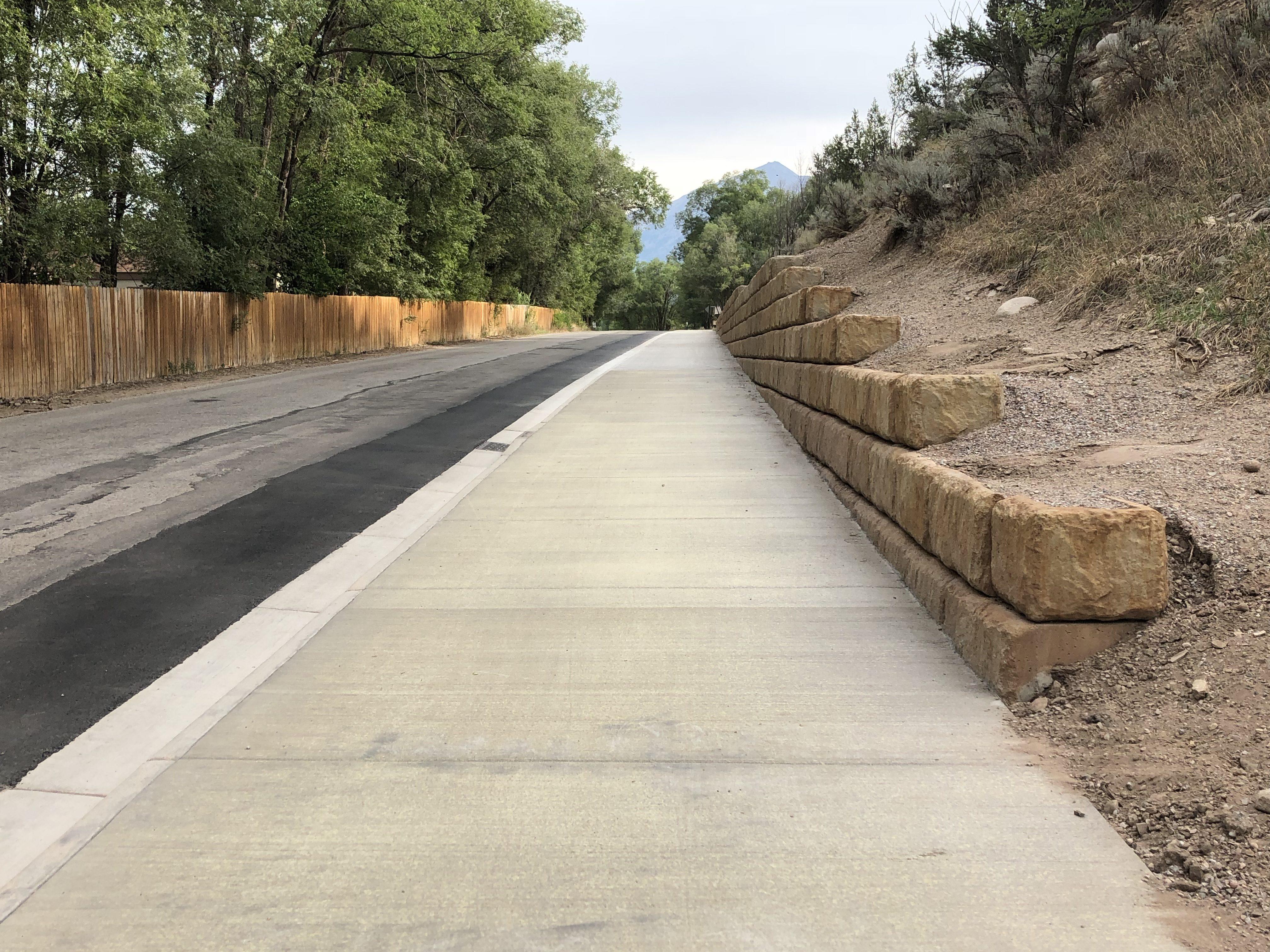 Snomass Drive Trail